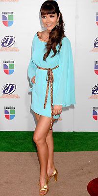 Marlene Favela, Best Dressed