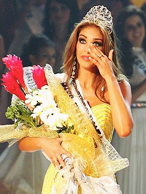 Dayana Mendoza, Miss Universo 2008
