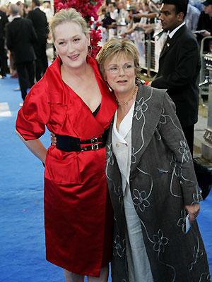 Meryl Streep, Julie Waters