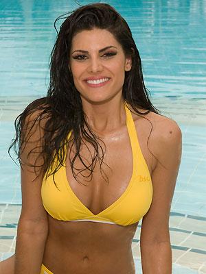 Miss Universo 2008, MISS BRASIL, NATALIA ANDERLE