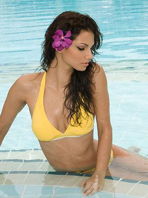 Miss Universo 2008, MISS PANAMÁ, CAROLINA DEMENTIEV