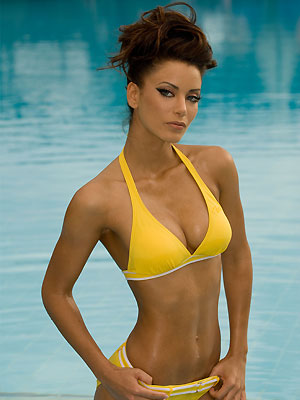 Miss Universo 2008, MISS PUERTO RICO, INGRID MARIE RIVERA