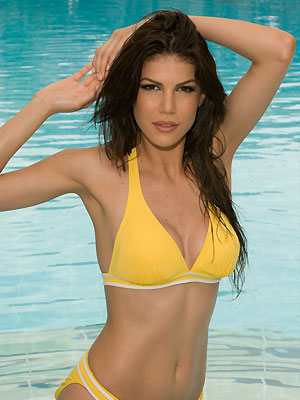 Miss Universo 2008, MISS REPÚBLICA DOMINICANA, MARIANNE CRUZ