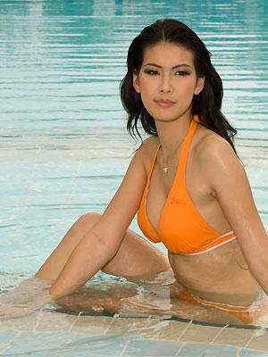 Miss Universo 2008, MISS TAILANDIA, GAVINTRA PHOTIJAV