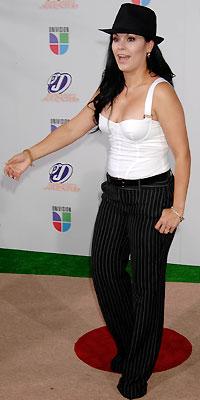 Olga Tañón, Worst Dressed
