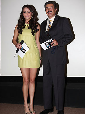 Jorge Ortíz de Pinedo, Marisol González