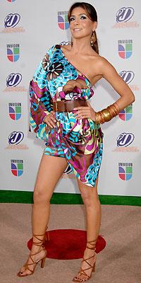 Patricia Manterola, Best Dressed