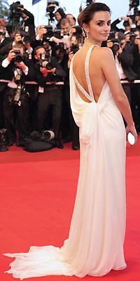 Penélope Cruz, Mejor y peor vestidos 2008