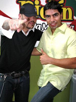 Piolín, A.B. Quintanilla