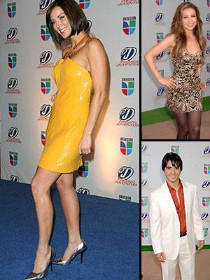 Gabriela Vergara, Thalía, Luis Fonsi, Mejor Vestidos