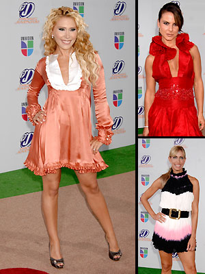 Jimena, Kate del Castillo, Lili Estefan, Worst Dressed