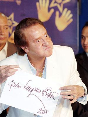 Quico, Carlos Villagrán