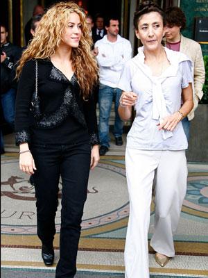 Shakira, Ingrid Betancourt