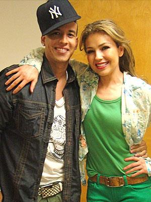 Thalía, Daddy Yankee