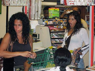 Celinés Toribio, Michelle Rodríguez
