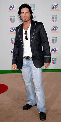 Víctor González, Worst Dressed