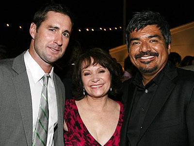 Luke Wilson, Adriana Barraza, George López