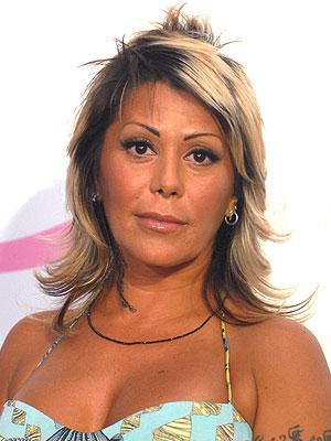 Alejandra Guzmán, Magia del maquillaje