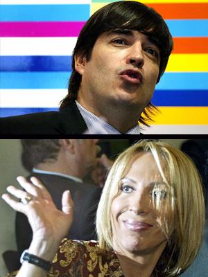 Jaime Bayly vs Laura Bozzo