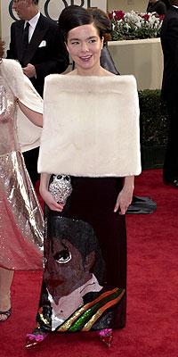 Björk, Desastres en la alfombra