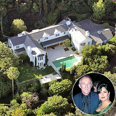 Casa de Salma Hayek y Pinault