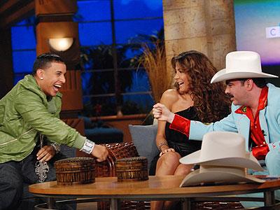 Daddy Yankee, Patricia Manterola, Tucanes de Tijuana
