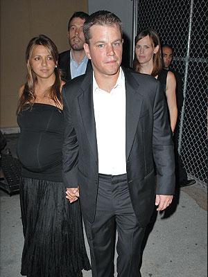 Matt Damon, Ben Affleck, Jennifer Garner