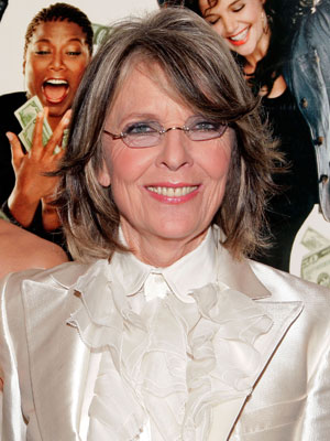 Diane Keaton, Magia del Maquillaje