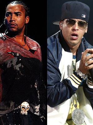 Don Omar vs Daddy Yankee