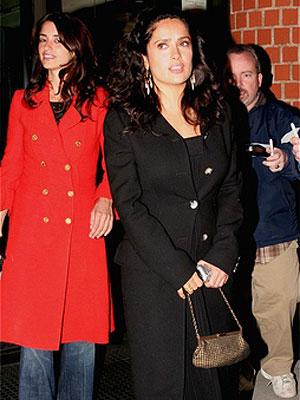 Penelope Cruz y Salma Hayek