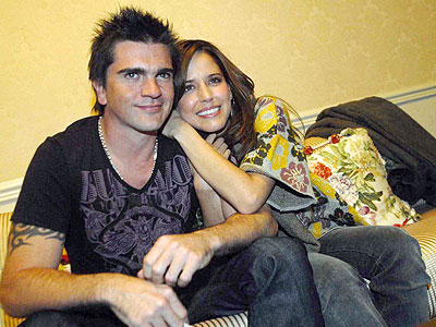 Juanes, Ana Claudia Talancón