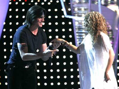 Juanes y Shakira