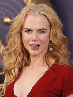 Nicole Kidman, Magia del maquillaje