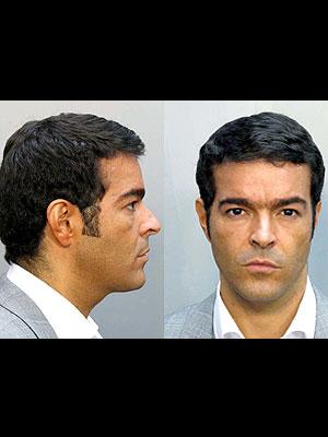 Pablo Montero, Mug-shot