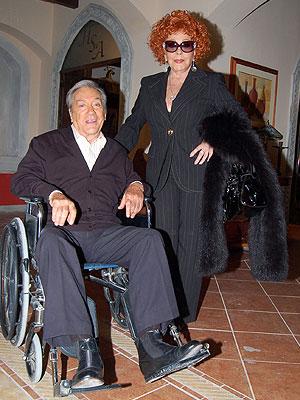 Silvia Pinal, Joaquín Cordero