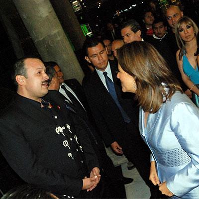 Pepe Aguilar, Margarita Zabala