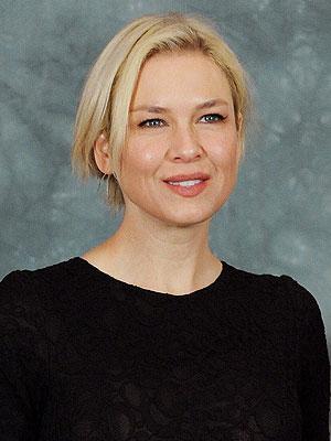Renée Zellweger, Magia del maquillaje