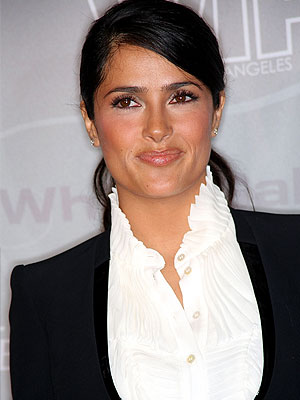 Salma Hayek, Cambiazo