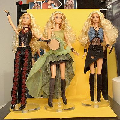 Muñecas de Shakira