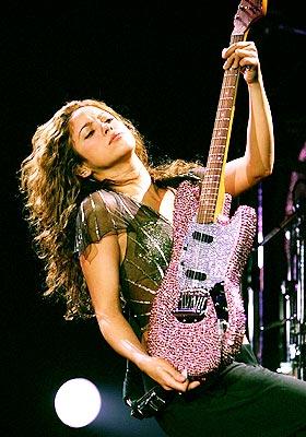Shakira en Alemania