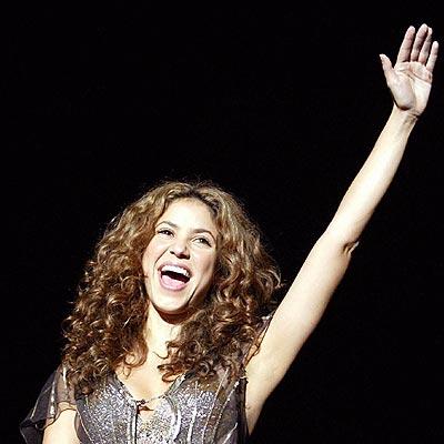 Shakira en El Salvador