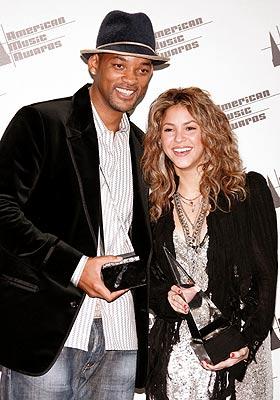 Will Smith y Shakira