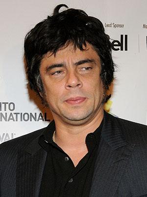 Benicio del Toro, Cabellos