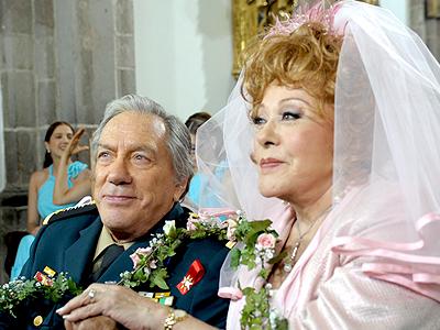Joaquín Cordero, Silvia Pinal