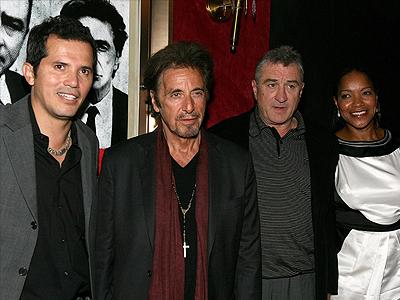 John Leguizamo, Al Pacino, Robert DeNiro, Grace Hightower