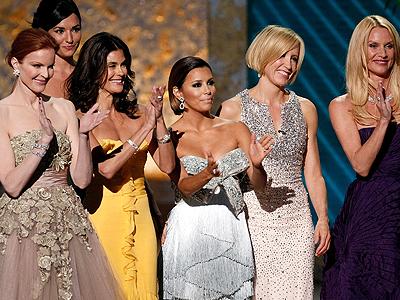 Marcia Cross, Teri Hatcher, Eva Longoria Parker, Felicity Huffman, Nicolette Sheridan