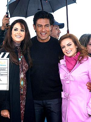 Lucero, Fernando Colunga, Silvia Navarro