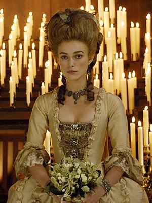 The Duchess, Keira Knightley