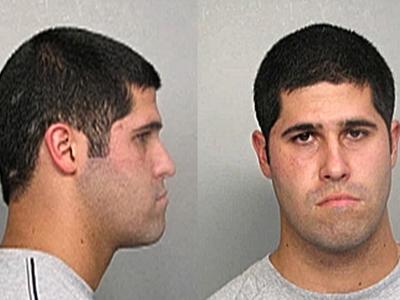 Récord de arresto de Ulysses Alonso