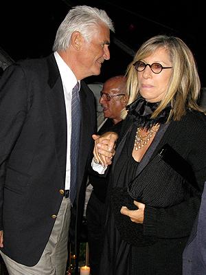James Brolin, Barbra Streisand